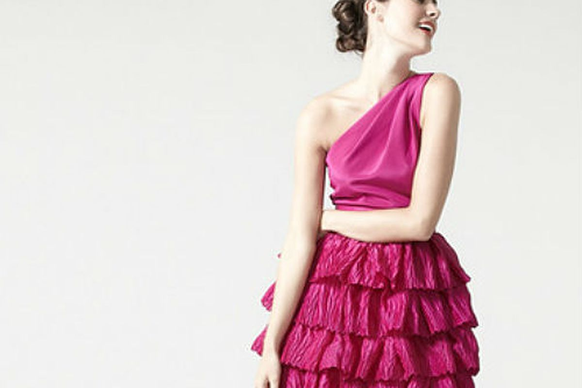 Notte by Marchesa today on Gilt