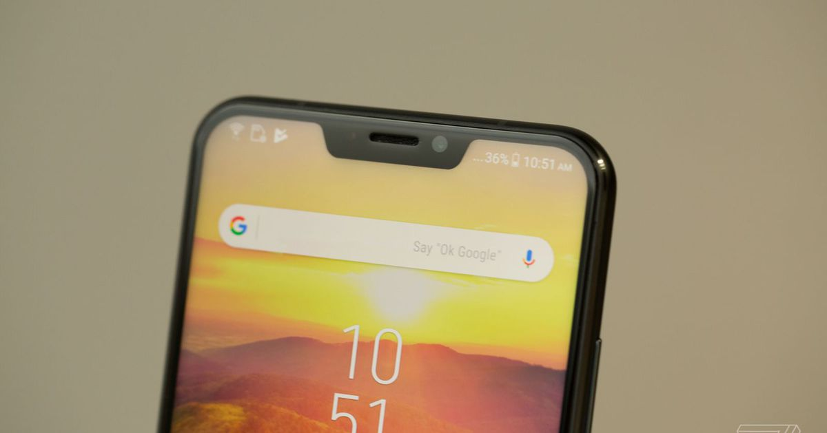Google bans Android phones from having three or more notches
