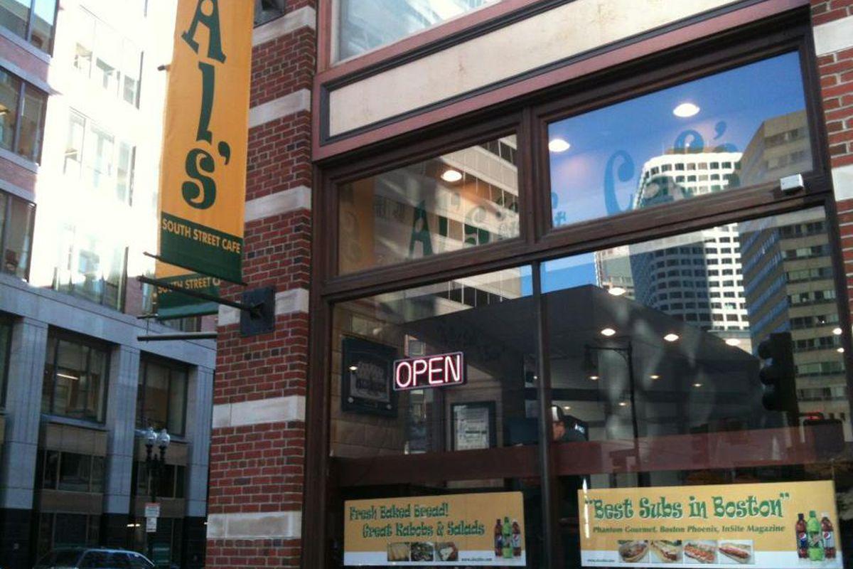 Al's Cafe on State Street