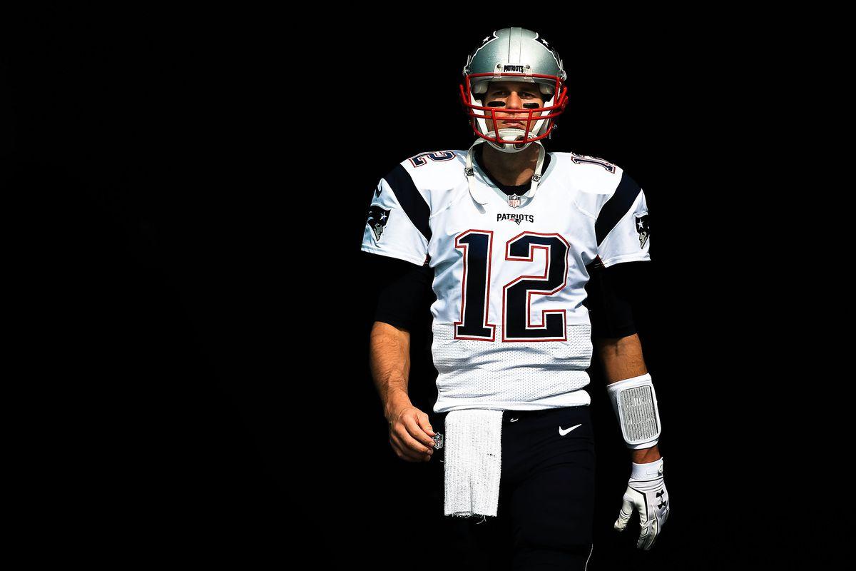 115db0f90de New England Patriots 2016 roster breakdown   12 QB Tom Brady - Pats ...
