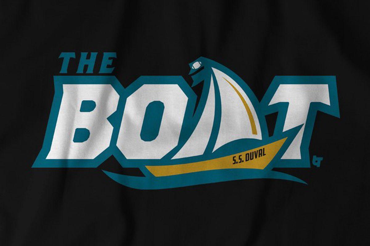 Jacksonville Jaguars Blake Bortles Boat T Shirt Big Cat