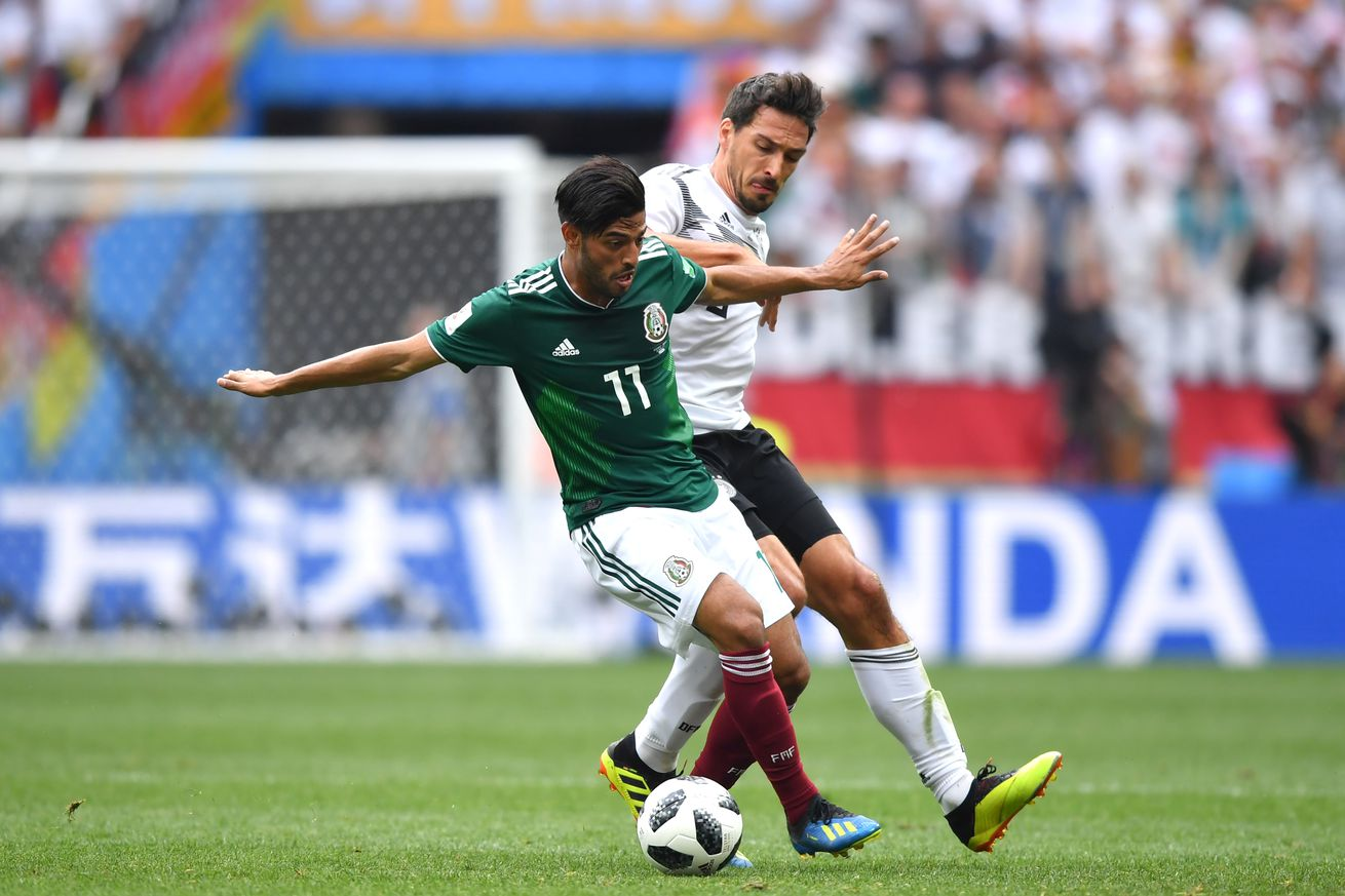 Hummels: ?Mexico deserved to win.? Reactions to Germany?s defeat against Mexico