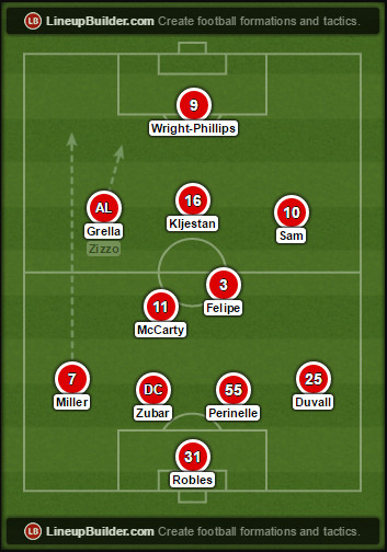 Starting XI - Preview - Ali