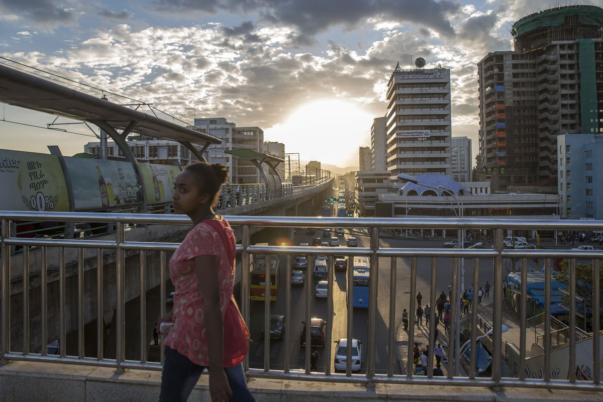 Ethiopia emerges as an African success story  But it still