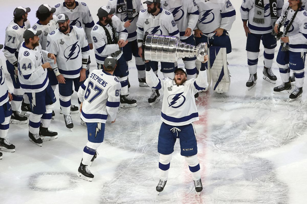 Tampa Bay Lightning Stanley Cup Odds