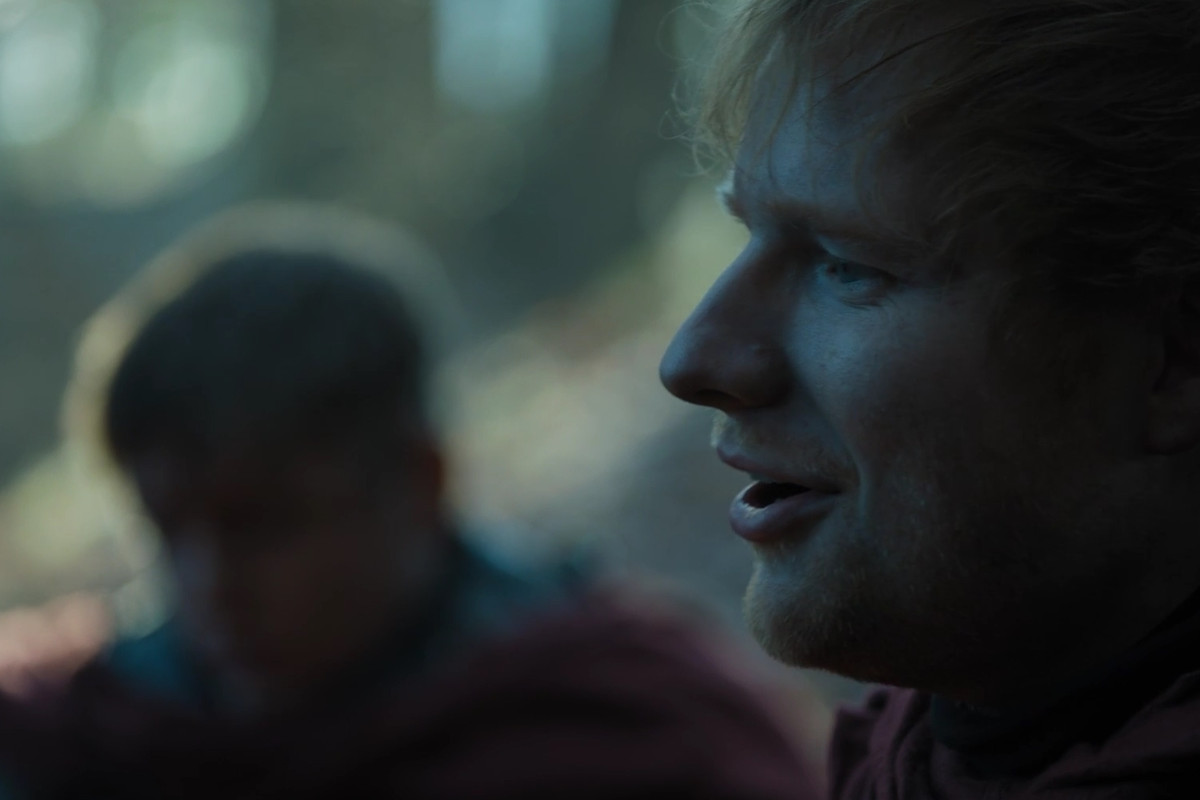 Ed Sheeran Made The Most Delightful Cameo In The Game Of Thrones - 17 hilarious reactions to ed sheeran appearing in game of thrones