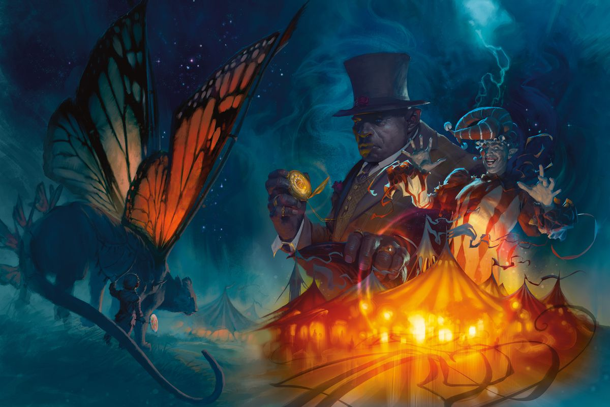 Next Dungeons & Dragons book will be a whimsical romp in the feywild -  Polygon