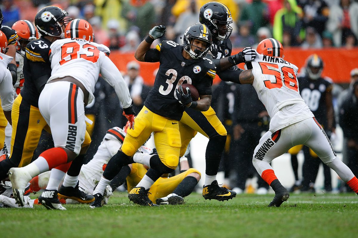 e5462e39 Pittsburgh Steelers open as 7-point favorites over Browns in Week 7 ...