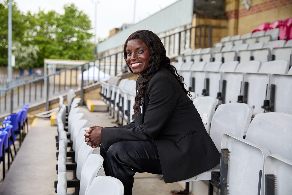 Angel City Football Club Unveil Eniola Aluko as Their First Sporting Director