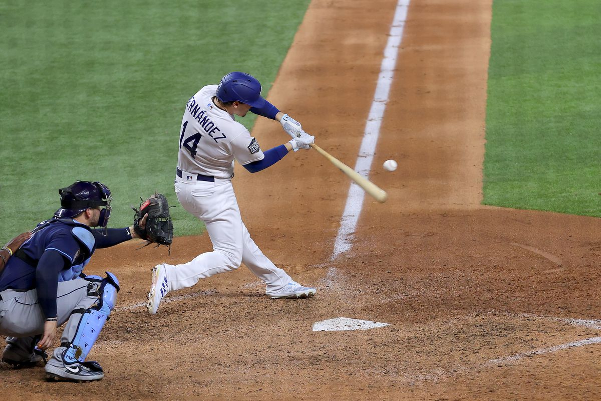 World Series Game 2 Starting Lineups For Dodgers Vs Rays True Blue La
