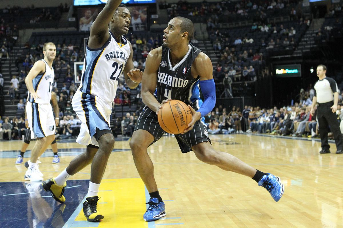 Jamaal Franklin and Arron Afflalo