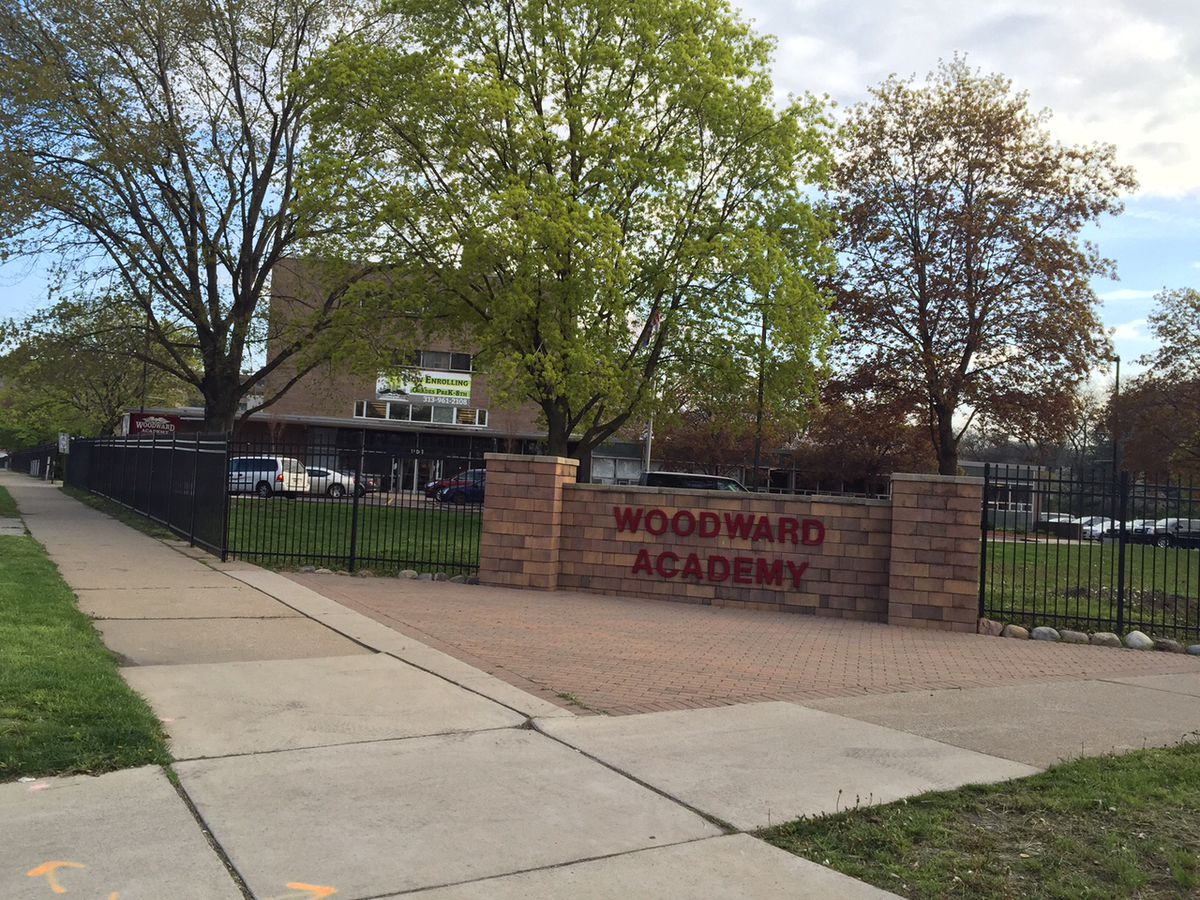 Woodward Academy, one of Detroit's oldest and most established charter schools, is set to close.