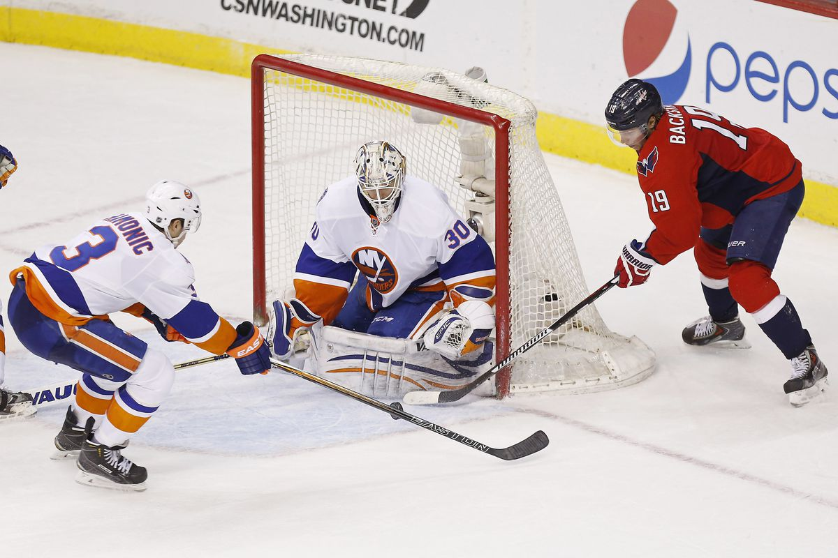 The Capitals did win this game, but the Islanders still rule the Metropolitan for another week.