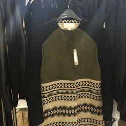 Morgan Carper jacket, $165 (from $616)