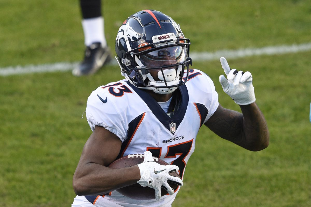NFL: Denver Broncos at Carolina Panthers