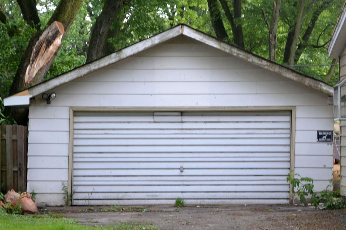 Police are warning residents about two garage burglaries in Little Village.