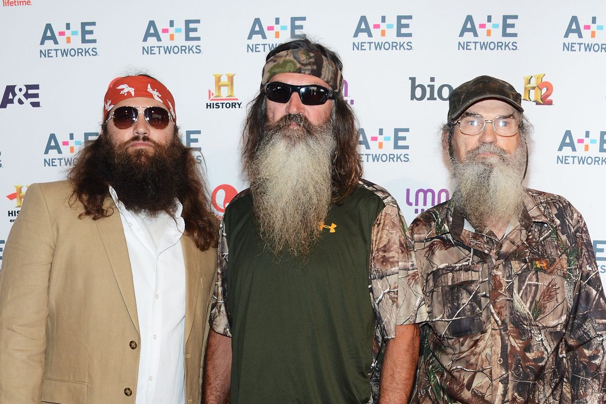 A&E Networks 2012 Upfront - Arrivals