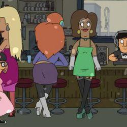 Happy Burger-thday, Tina! Episode 6, Sheesh! Cab, Bob?