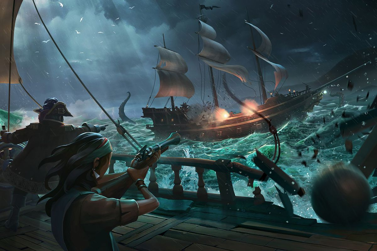 Losing players is the best thing to happen to Sea of Thieves