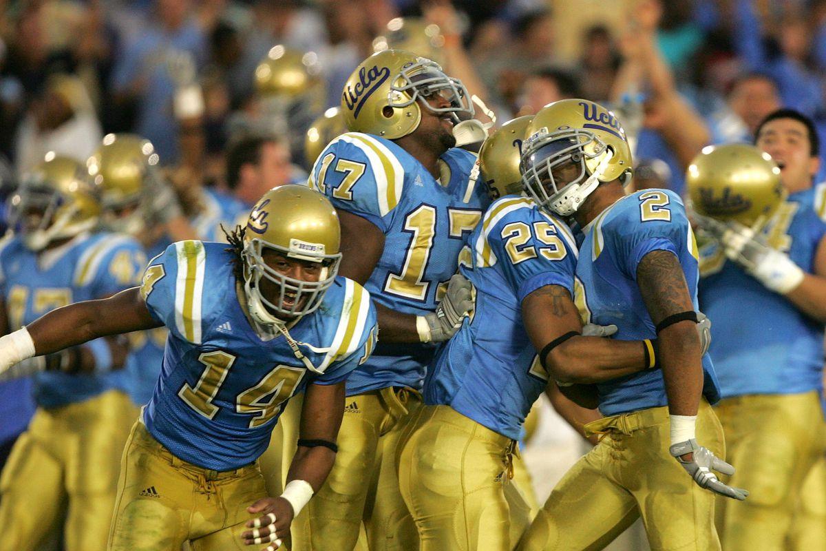 USC Trojans v UCLA Bruins