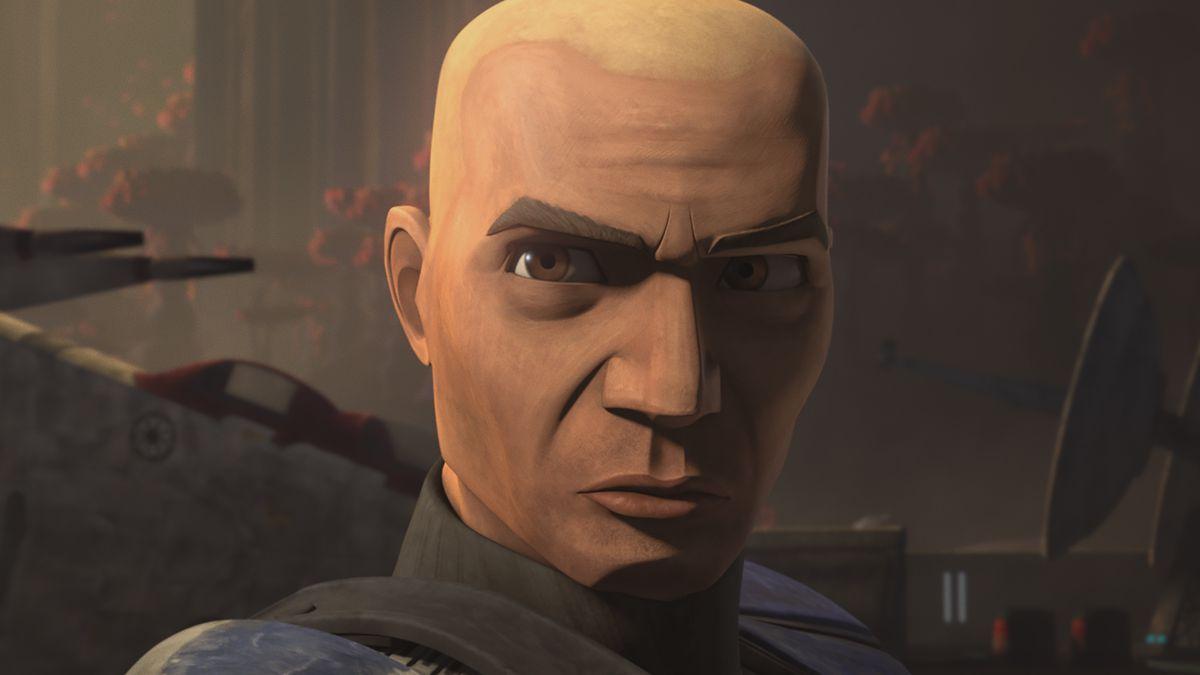 Rex in The Clone Wars season 7 episode 4