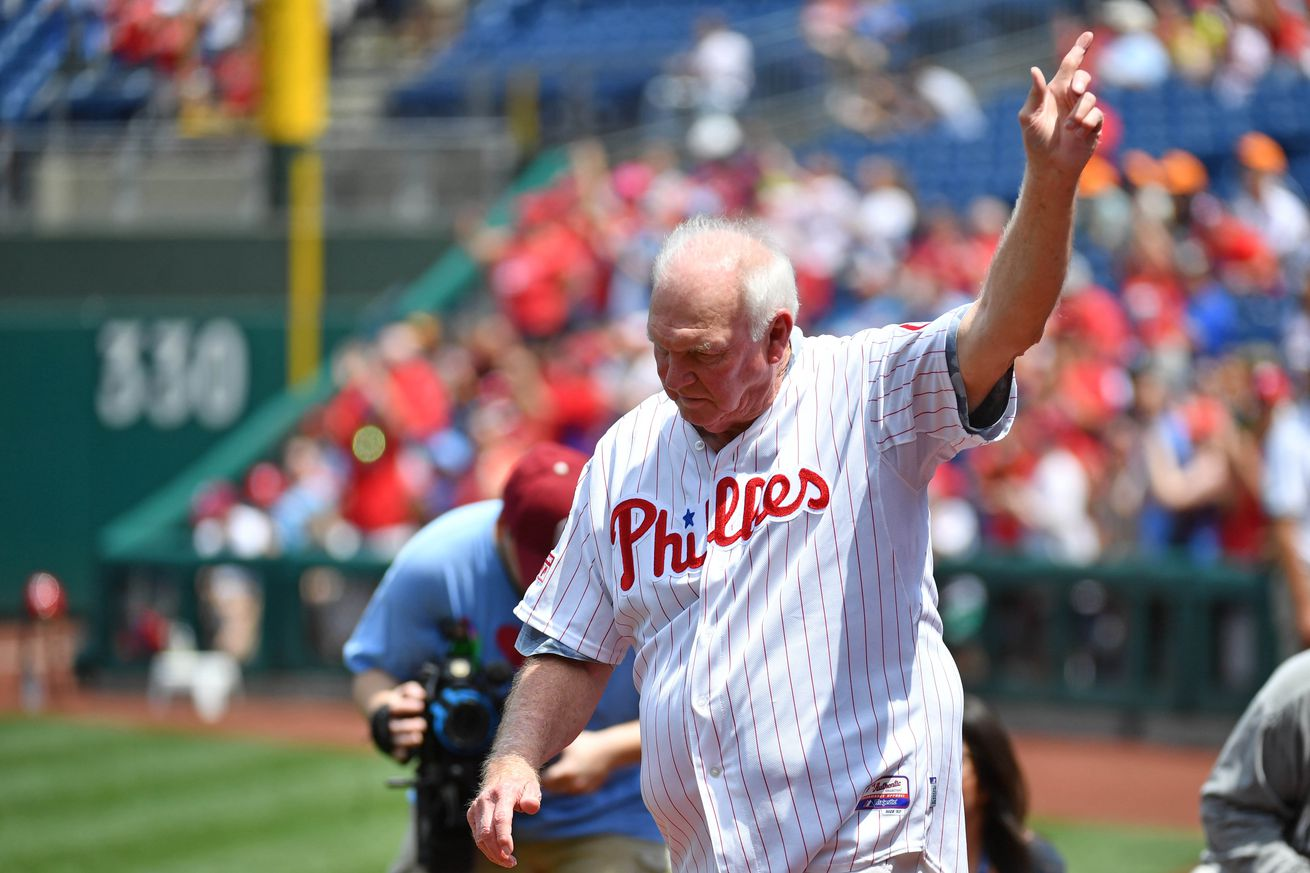 BREAKING: Charlie Manuel is the new Phillies' hitting coach
