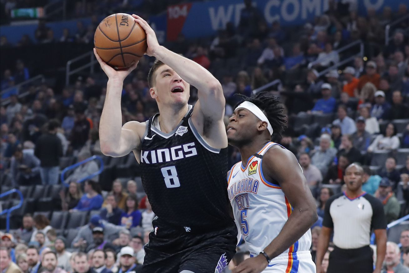 Thunder 112, Kings 108: Just when you start to believe...
