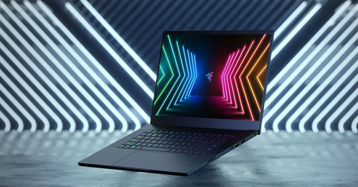 Razer claims its new Blade 15 is the 'thinnest' 15-inch RTX gaming laptop