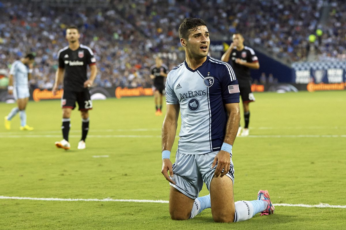 Sporting KC forward Soony Saad mourns the loss of broadcaster Callum Williams.
