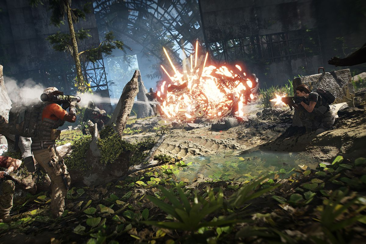 Ghost Recon Breakpoint Ubisoft Announces Updates For