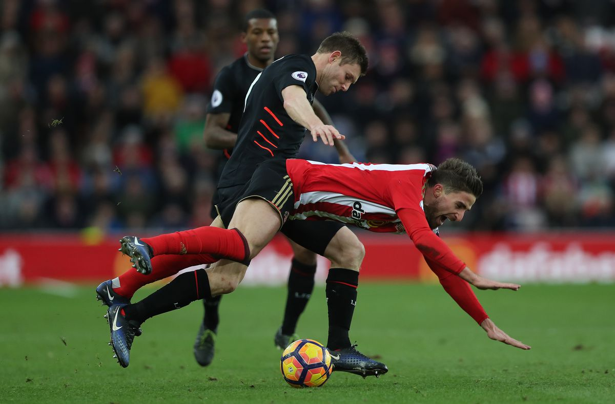 Sunderland v Liverpool - Premier League