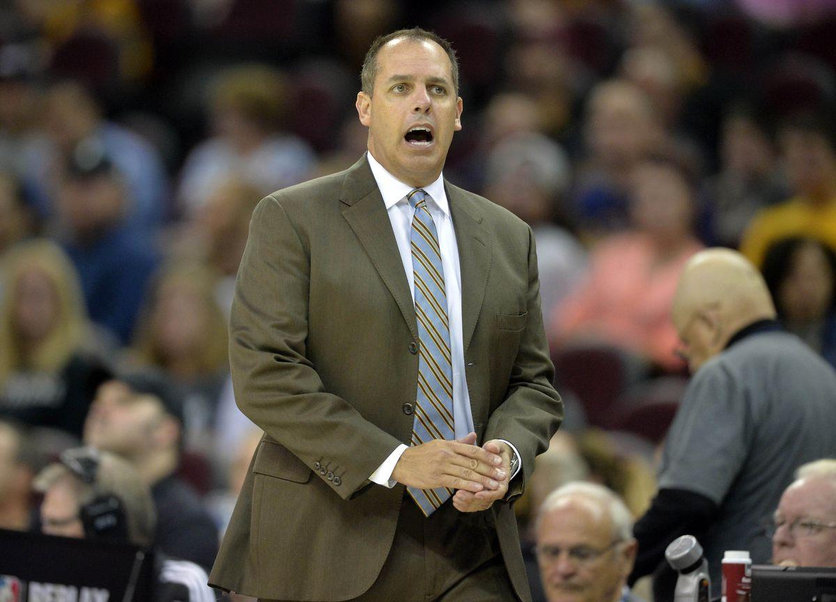NBA: Preseason-Orlando Magic at Cleveland Cavaliers