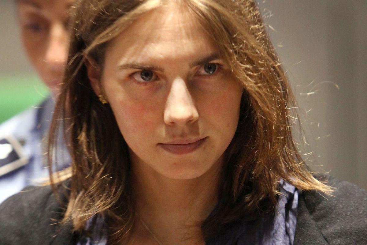 Amanda Pill netflix's amanda knox documentary traces how a murder case