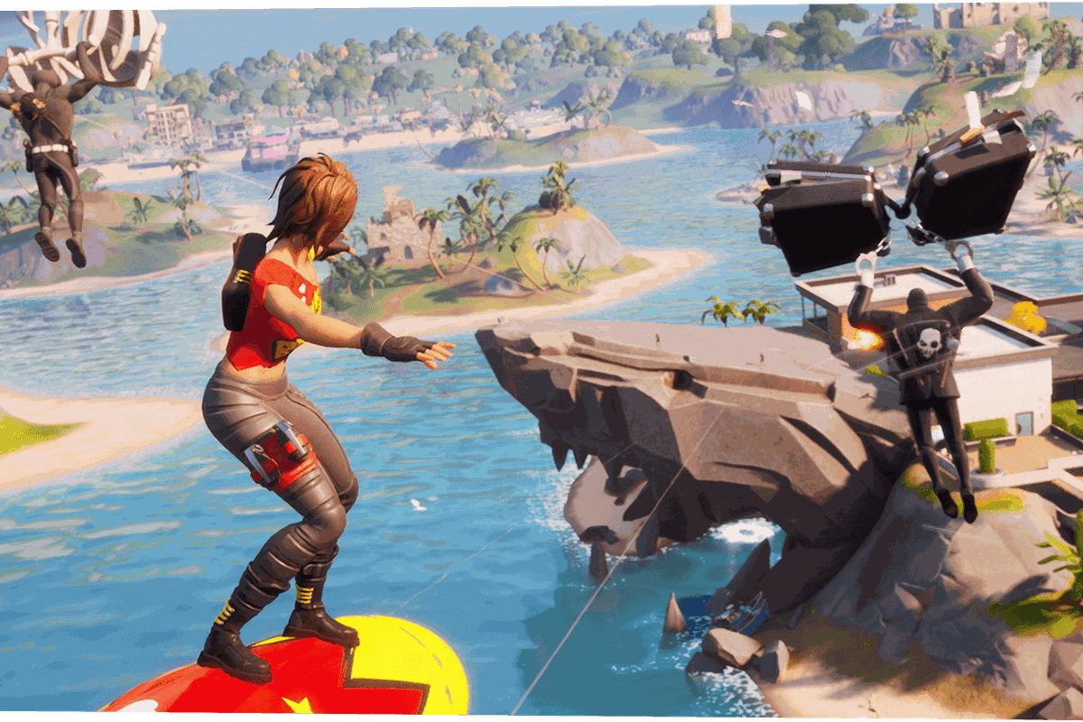 Fortnite Is Pushing Back Its Next Season Launch To June With Another Extension The Verge