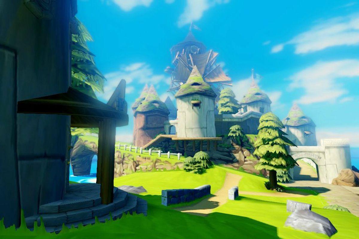 Zelda: wind waker hd download launching early, hits wii u sept. 20.