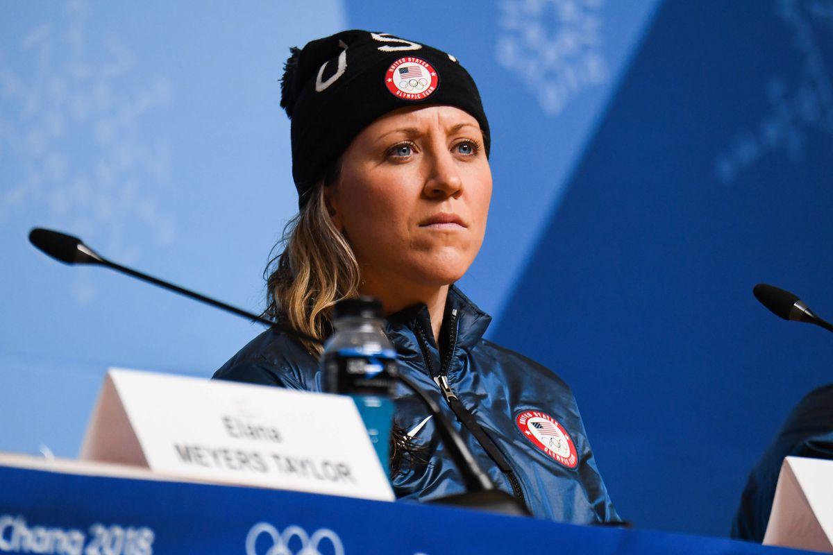 Olympics: Team USA Press Conference
