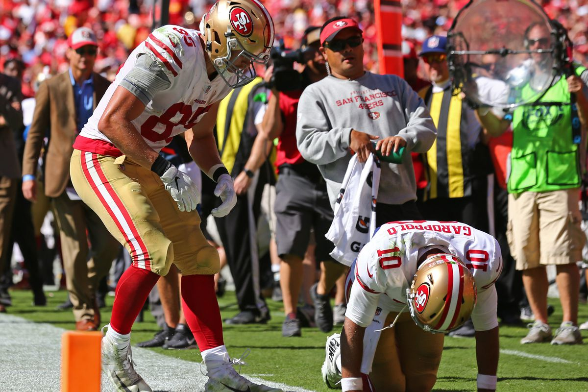 98685c0e 49ers Week 3 recap: The Game Manager is here to cancel Christmas ...