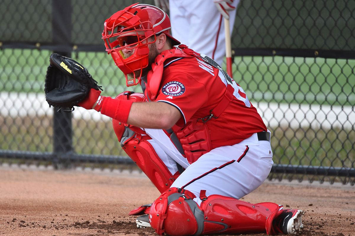 Nationals Catcher Spencer Kieboom And Co Are Back To Their Old