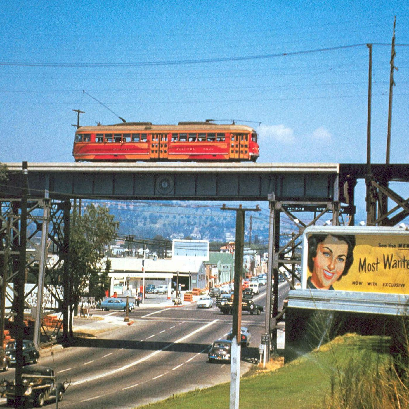 The Los Angeles streetcar conspiracy and the end of LA's old rail