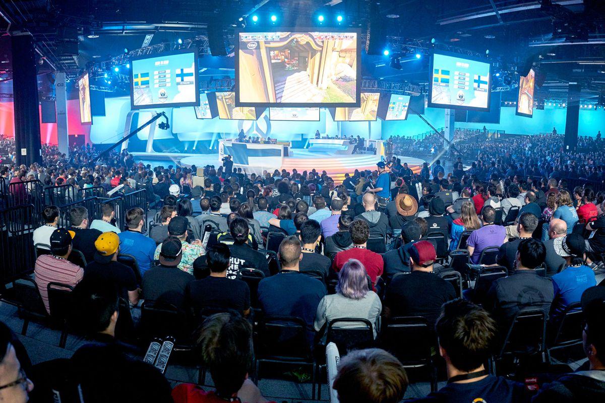 Overwatch Arena