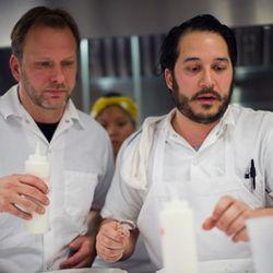 Nils Noren and Carlo Mirachi