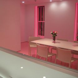 Upstairs event space