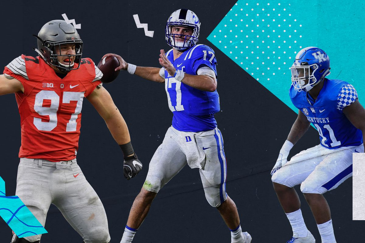 ed725506c7a The NFL Draft Goldilocks Test: Every first round pick, from too hot to just  right