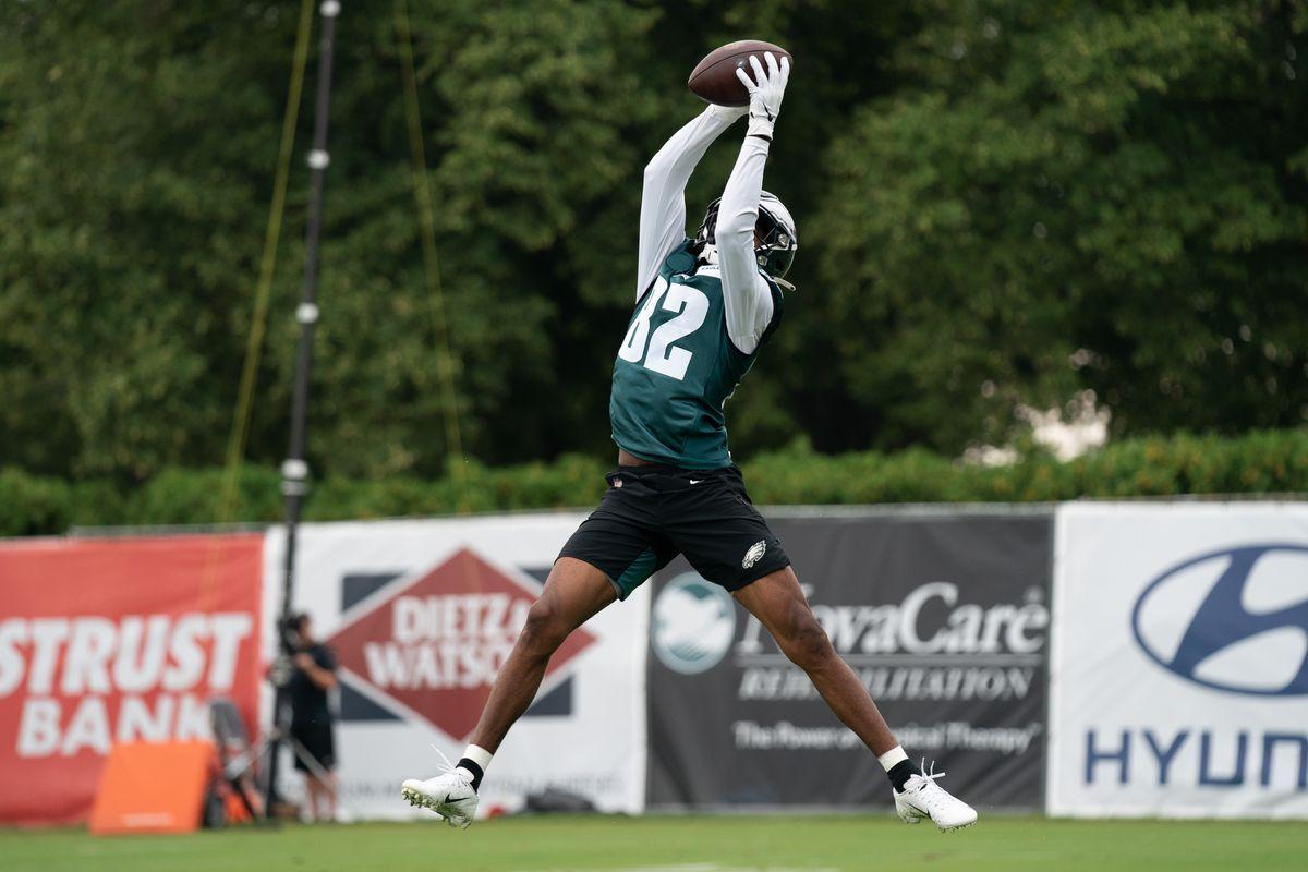 NFL: Philadelphia Eagles Training Camp