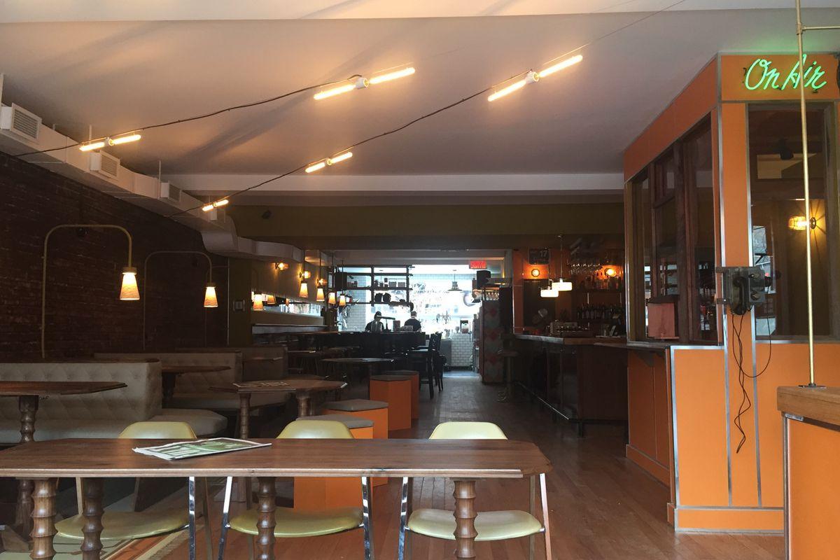 Inside the new Maison Sociale