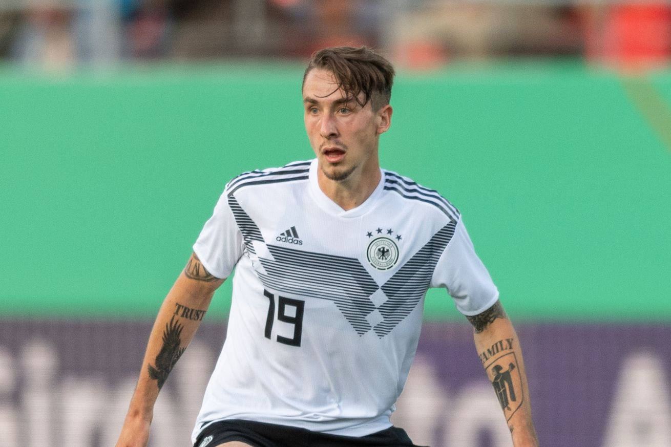 Bavarian Loan Works: Adrian Fein voted player of the match in Germany U21?s 2-0 win over Greece U21