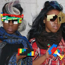 """Attendees at the Richie Rich show <a href=""""http://ny.racked.com/archives/2010/09/10/photog_bait_of_the_day_whole_lotta_lego_at_lincoln_center.php"""" rel=""""nofollow"""">last fall</a>"""
