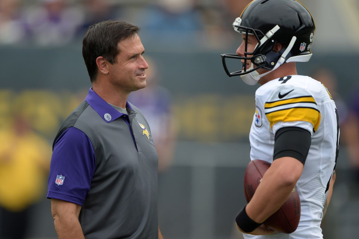 NFL: Pro Football Hall of Fame Game-Minnesota Vikings vs Pittsburgh Steelers