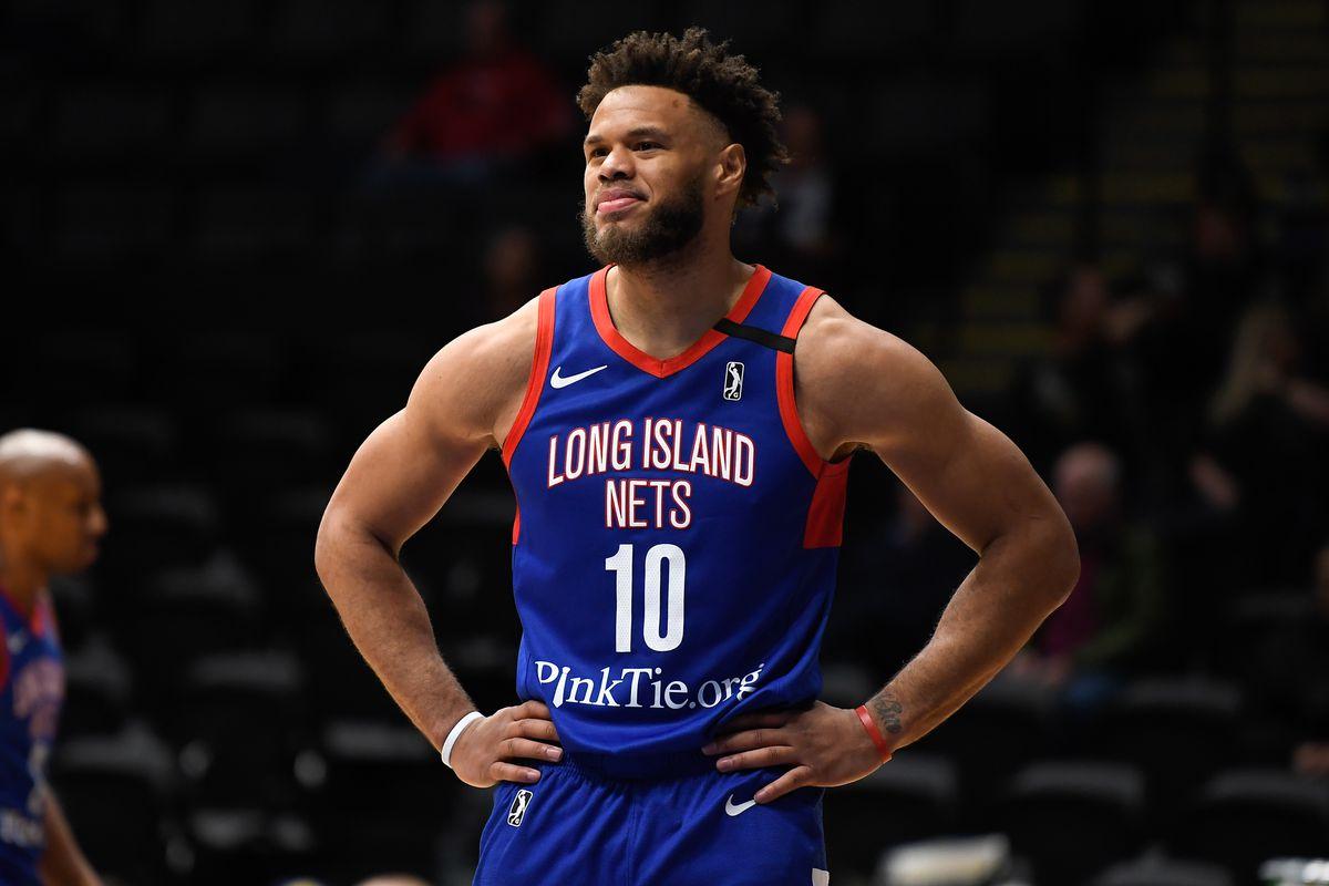 South Bay Lakers vs Long Island Nets