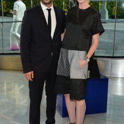 Jonathan Simkhai and Anne V